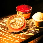 Desserts at The Coach House Roundwood